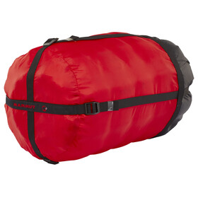 Mammut Compression Sack - XL rouge/noir